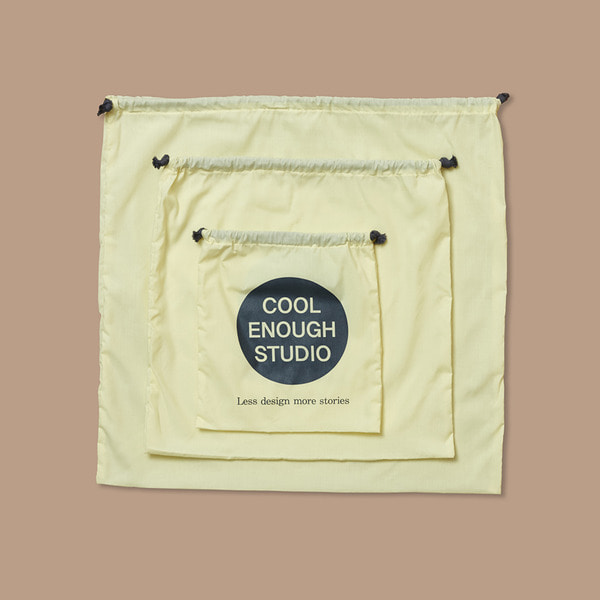 COOL ENOUGH DUSTBAG