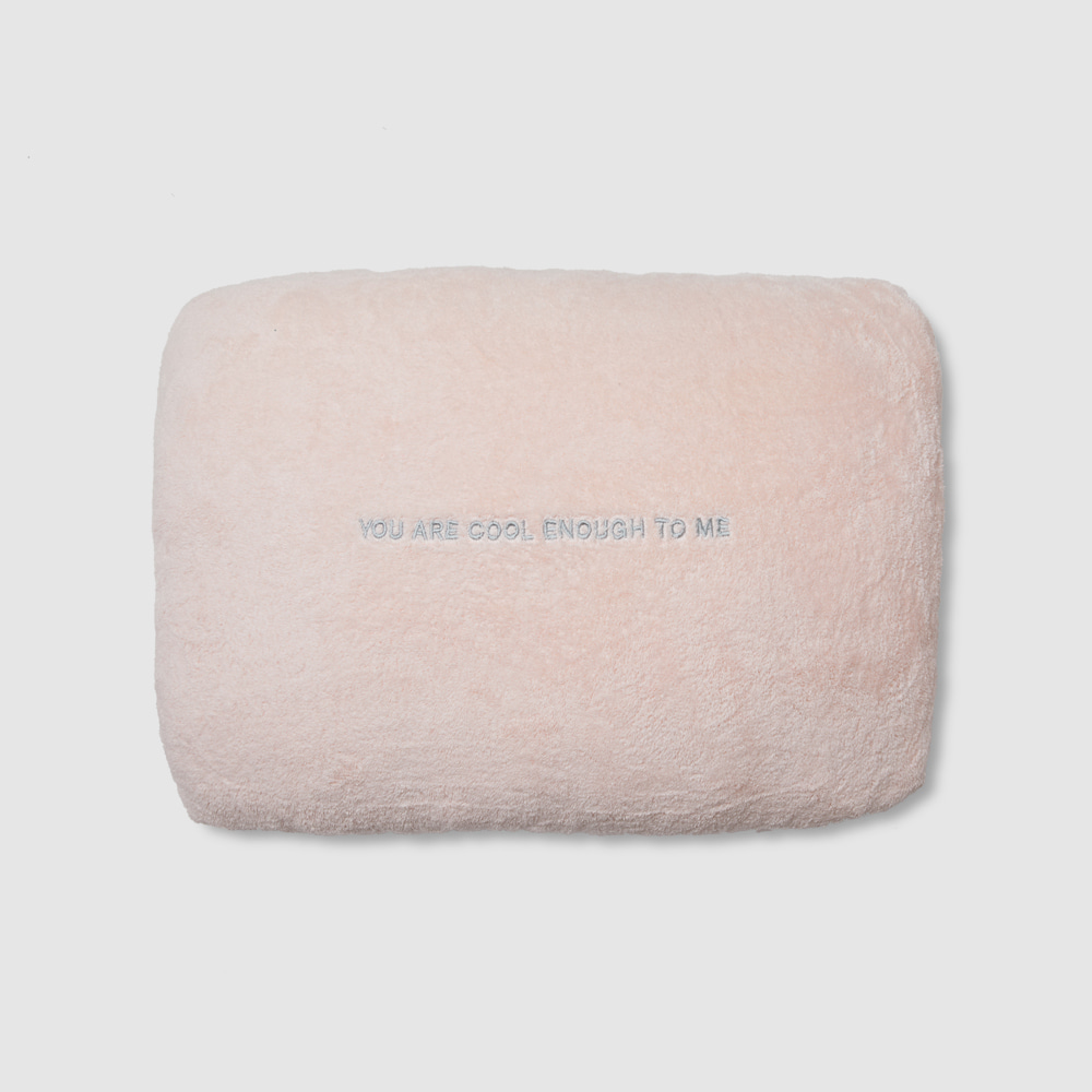 THE PILLOW COVER_PINK 2EA