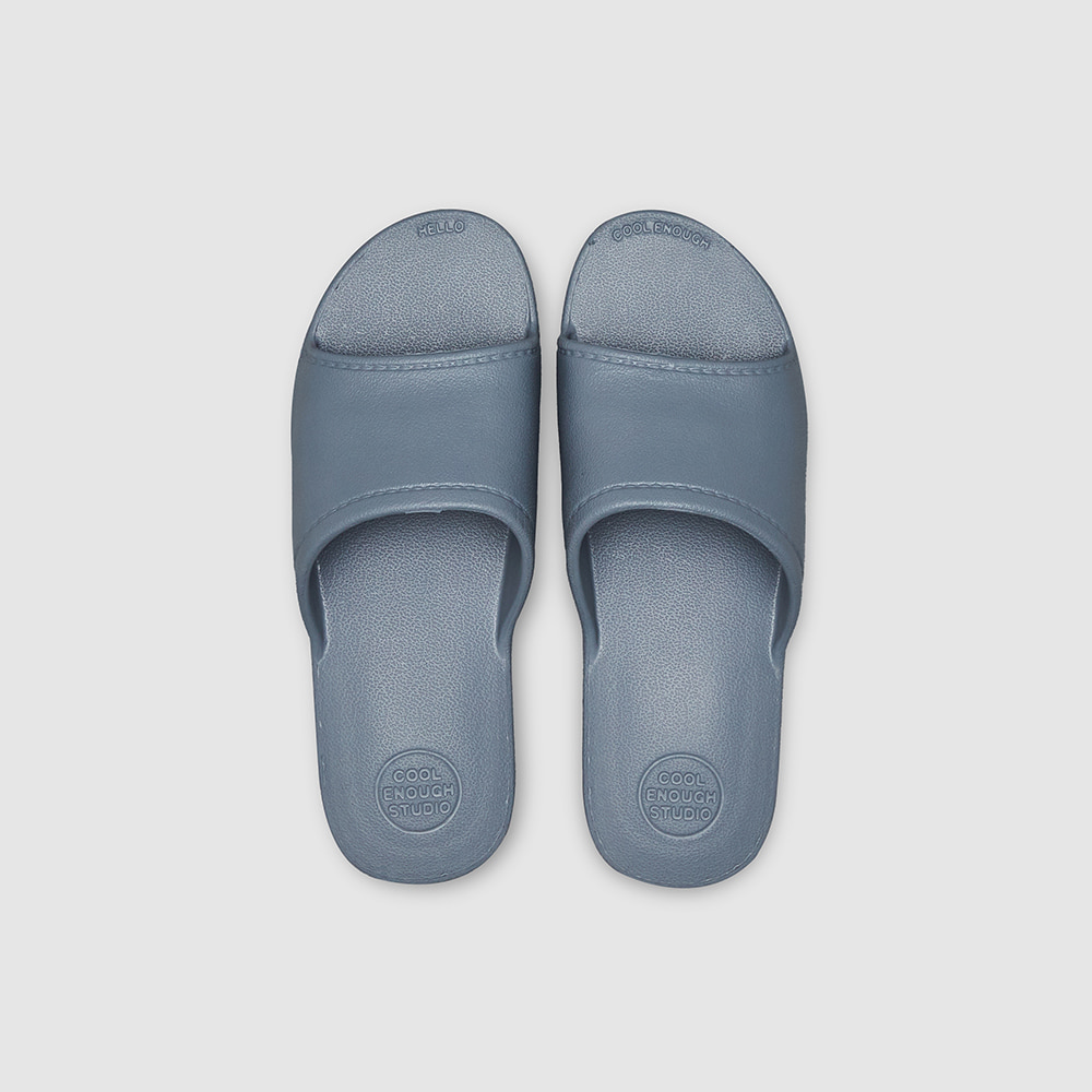 THE PLASTIC SHOES [GRAY]